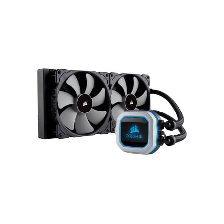 Corsair CW-9060032-WW H115i PRO RGB 280mm Radiator Liquid CPU