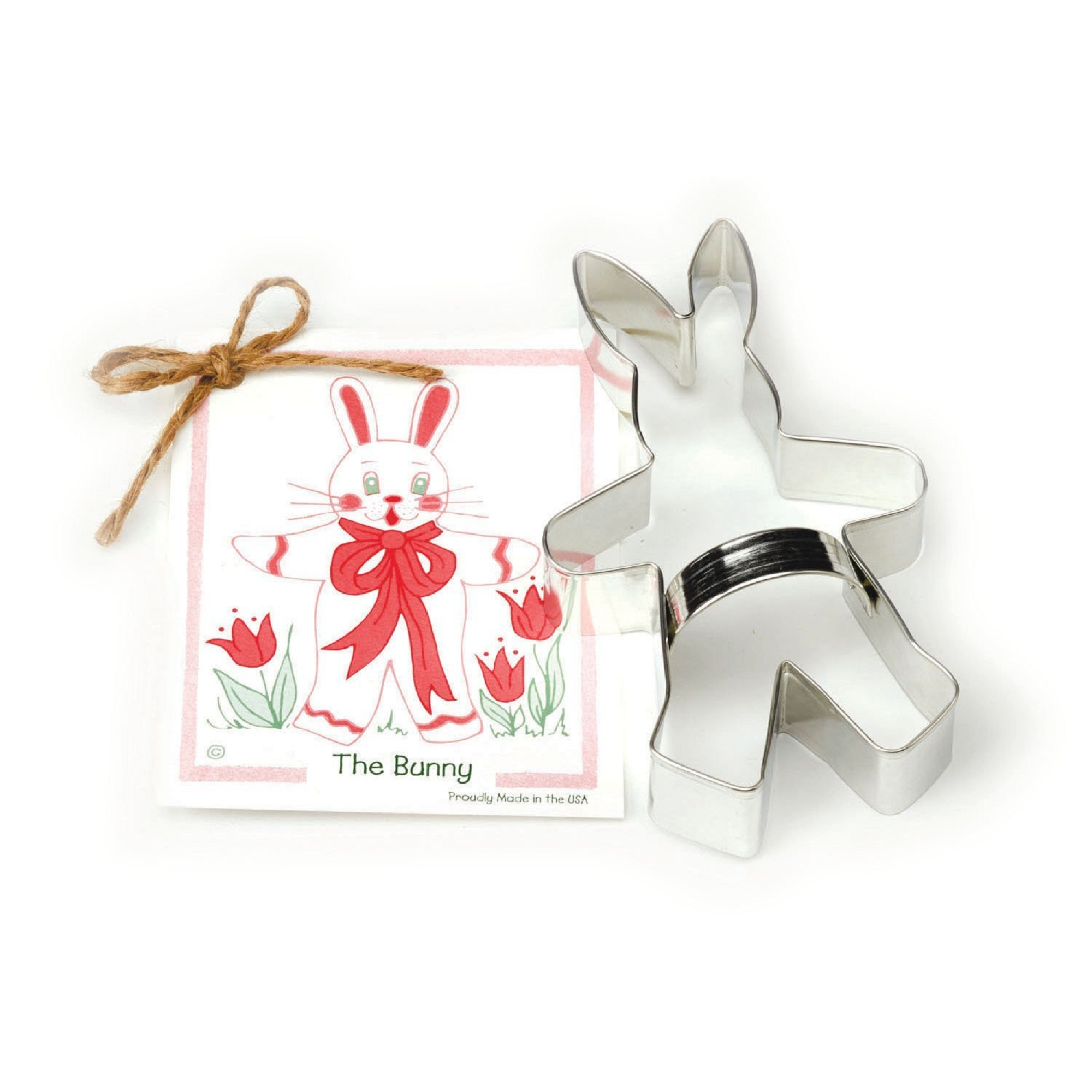 "Ann Clark 6"" Cookie Cutter Bunny by Ann Clark Ltd."