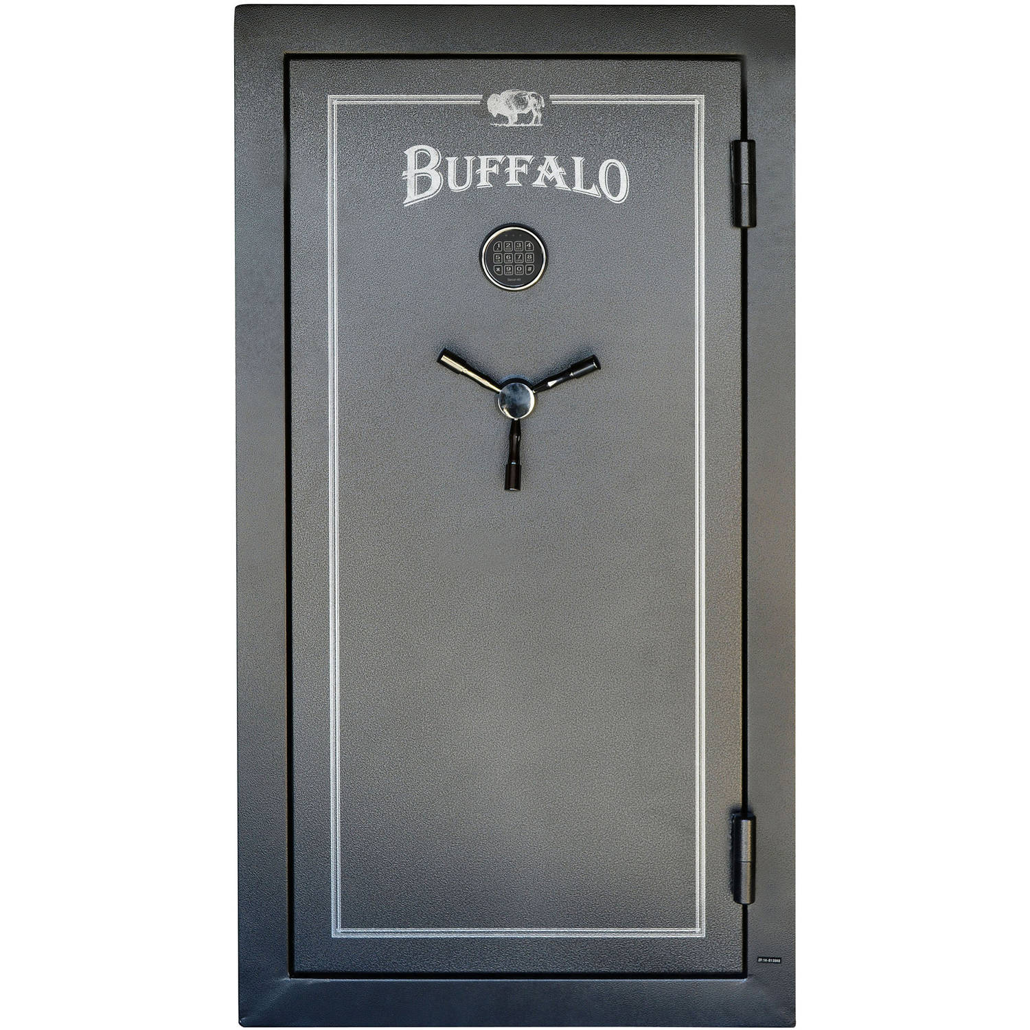 Buffalo 32 Rifle Capacity Gun Safe with Door Organizer by Generic
