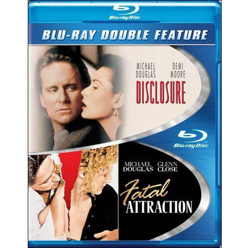 Disclosure / Fatal Attraction (Blu-ray) (Widescreen)