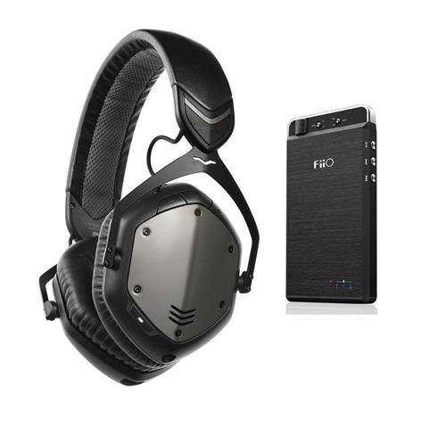 V-MODA Crossfade Wireless Over-Ear Headphones Gunmetal Black by V-Moda