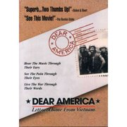 Dear America: Letters Home From Vietnam by WARNER HOME VIDEO