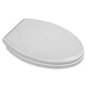 American Standard Traditional Plastic Elongated Toilet Seat 5214.210.020 White