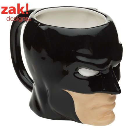 Zak! Designs 17 Ounce Comics Batman Coffee Mug ()