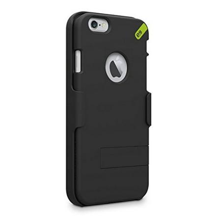 Hip Case+ for iPhone 6s/6 - Black/Green - image 3 de 4