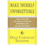 Make Yourself Unforgettable - eBook