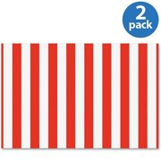 Fadeless, PAC57618, Bulletin Board Art Paper, 1 Roll, Red,White