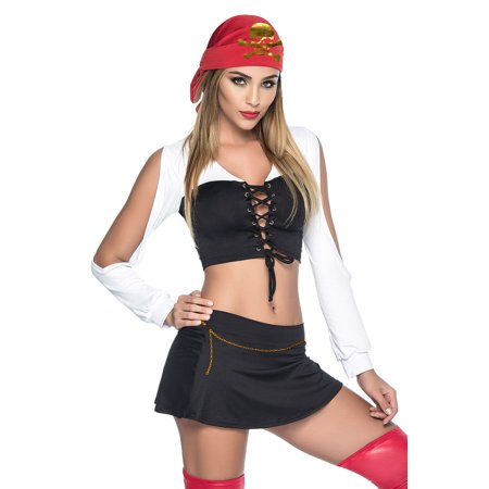 Pirate Outfit Adults (Mapale 6316 Pirate Outfit)