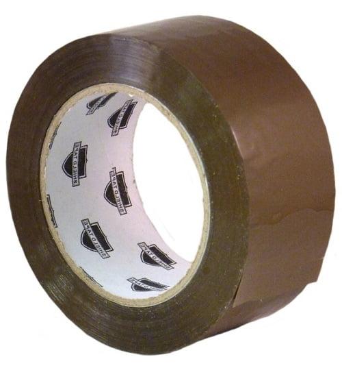 "Heavy-duty Machine Tape, Tan Color 2"" x 1000yds long, 2 M..."