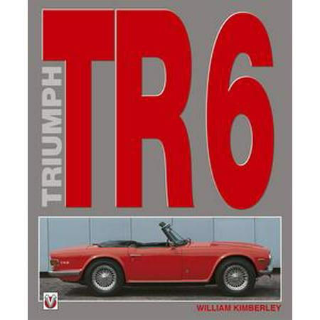 Triumph TR6 - eBook (Triumph Tr6 Racing)