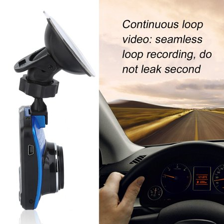 """2.4"""" LCD Car Camera DVR 720P Vehicle Video Recorder Dash Cam Driving Recorder - image 3 of 8"""