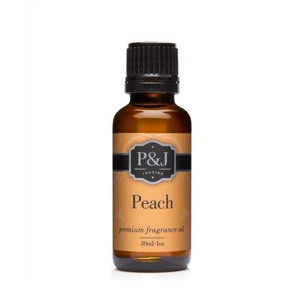 Peach Fragrance Oil - Premium Grade Scented Oil - 30ml