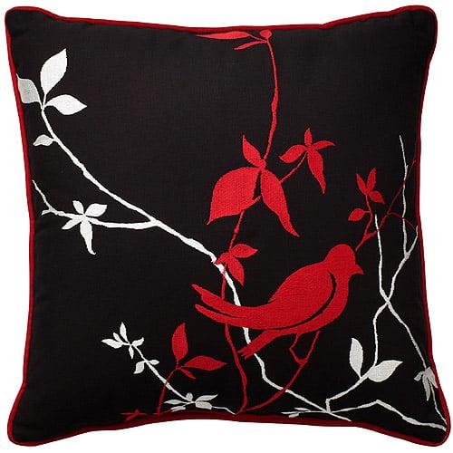 Better Homes and Gardens Songbird Decorative Pillow