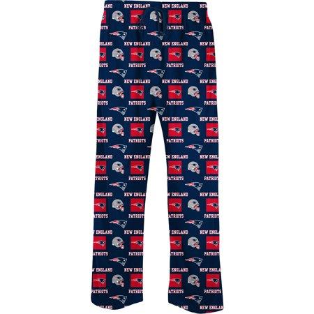 NFL Patriots Big Men's Printed Knit Jam pant ()