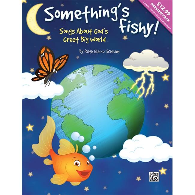 Alfred Something's Fishy! CD Preview Pack by Alfred Music