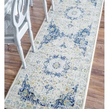 Nuloom 2' x 3' Verona Rug in Blue - image 5 of 6