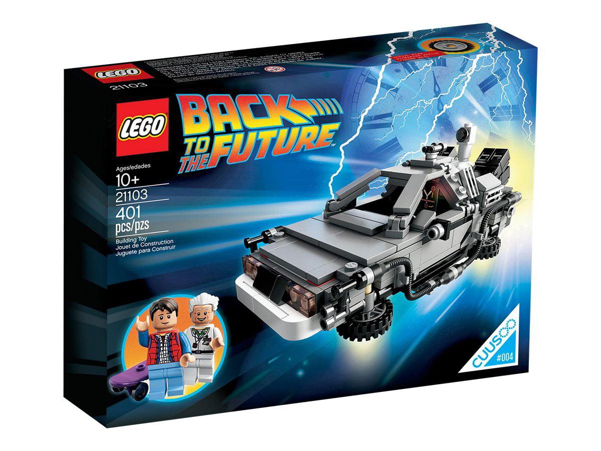 LEGO Cuusoo The DeLorean Time Machine Play Set