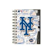 Deluxe Hardcover 4X6 Notebook & Pen Set (Grip) - N