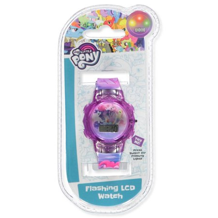 Lcd Resist - My Little Pony Flashing LCD Watch