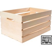 crates and pallet large wood crate - Small Wooden Crates