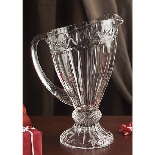 Olympia Collection Crystal Pitcher 30 Oz.