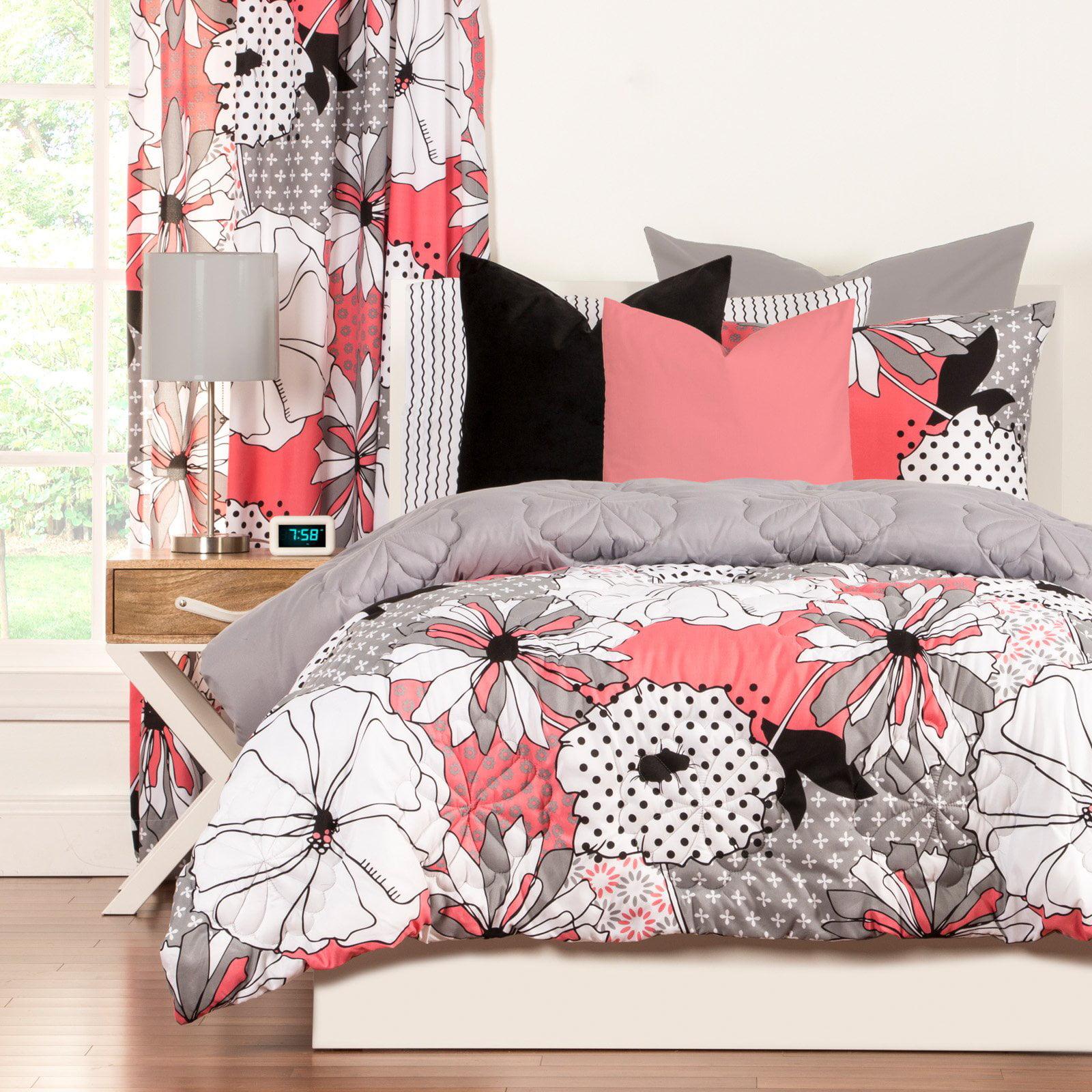 Crayola Flower PatchFull/Queen Comforter Set