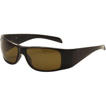 Fatheadz Men's Power Trip FHV121 FHV/121 1BR Black Fashion Sunglasses (67mm Sunglasses)