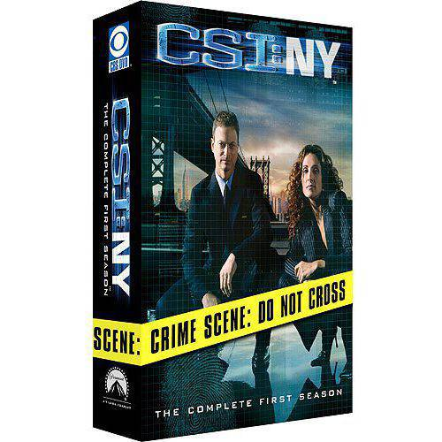 CSI New York: The Complete First Season (7 Discs) (Widescreen)