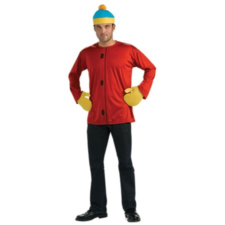 South Park Costumes For Kids (Mens South Park Cartman Funny)