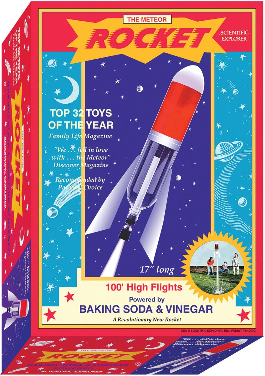 Scientific Explorer Meteor Rocket Kit by Generic