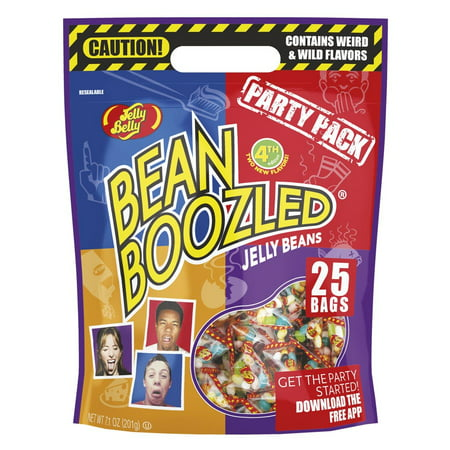 Jelly Belly BeanBoozled 4th edition Party Pack 25ct ()