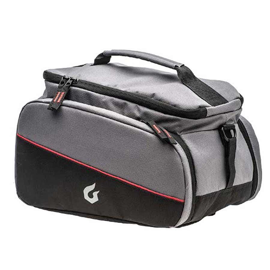 Blackburn Local, Trunk bag, Black/Grey