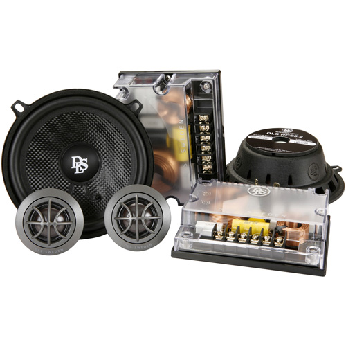 pair 150W DLS M226 Performance Series 2-Way 6.5/' 150 Watts Coaxial Car Speaker