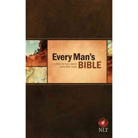 Every Mans Bible: New Living Translation by
