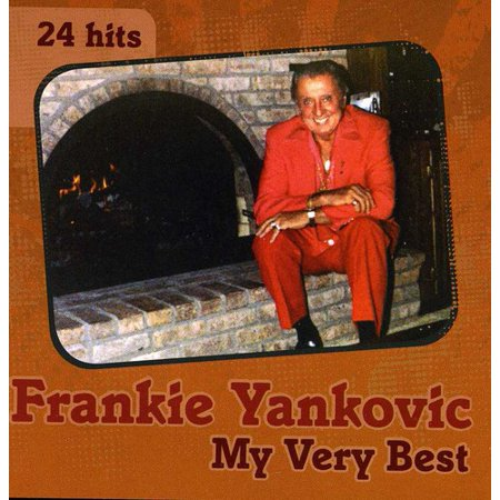Frankie Yankovic - My Very Best [CD]