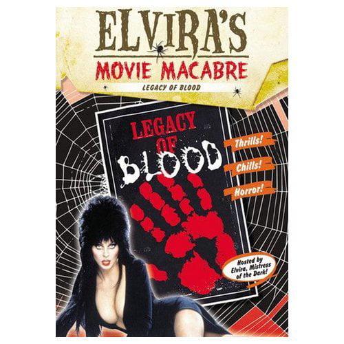 Elvira's Movie Macabre: Legacy of Blood (2011)