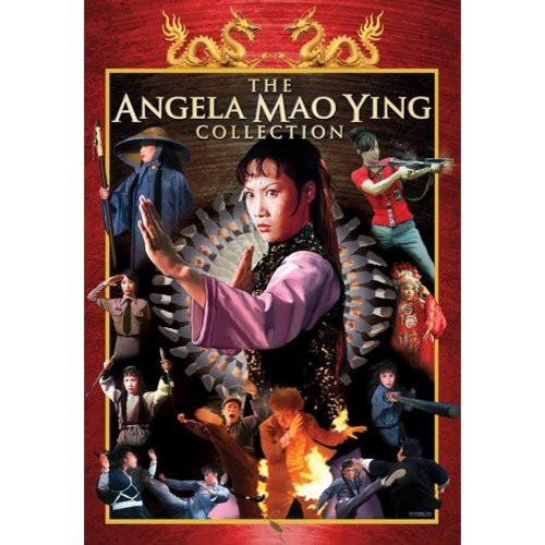 The Angela Mao Ying Collection (Widescreen)