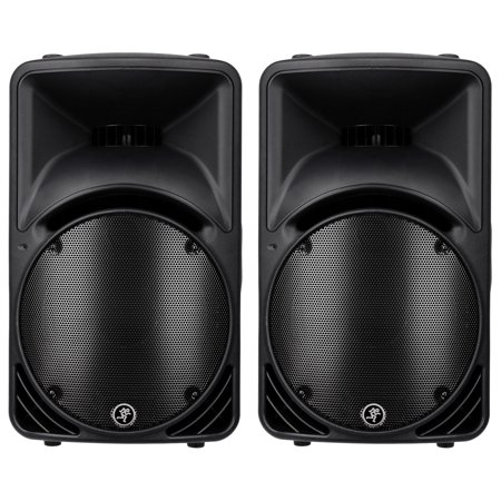 Compact Passive Pa (Pair Mackie C300Z Compact 12