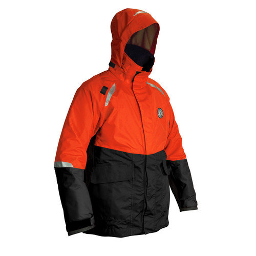 Mustang Survival Catalyst Waterproof and Breathable Flotation Coat
