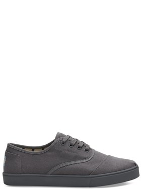 TOMS Men's Shade Heritage Canvas Cordone Sneakers