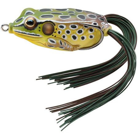 Koppers Frog Hollow Body 65  Emerald Brown