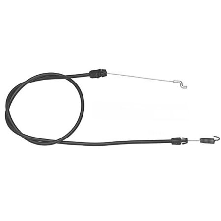 Oregon  2 Pack  46 005 Snow Thrower Clutch Cable Replaces Cub Cadet 746 0910A  746 0910 And Mtd 746 0910A   46 005 2Pk
