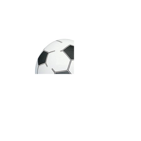 Oriental Trading Soccer (Fun Express - Soccer Ball Inflates 1 pc - Toys - Inflates - Beach Balls - 1)