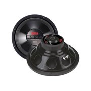 BOSS Audio CX8 400 Watt, 8 Inch, Single 4 Ohm Voice Coil Car Subwoofer