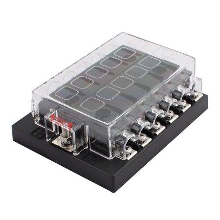 Metal Fuse Box - Wiring Schematics on