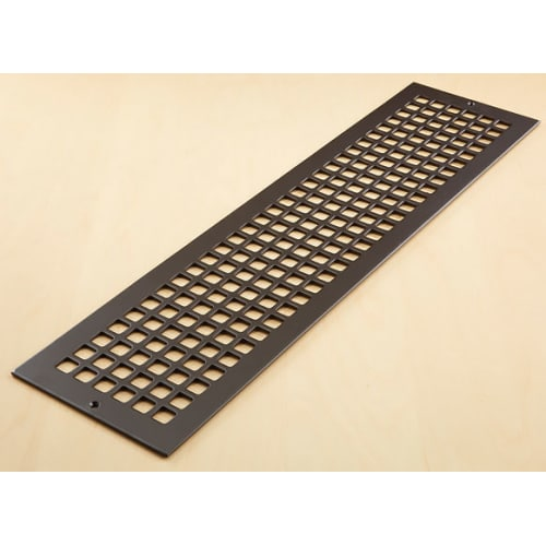 "Reggio Registers G832-SNH Grid Series 30"" x 6"" Floor Grille without Mounting Holes"