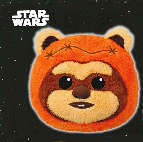 Sega Japan Star Wars Ewok Face Cushion Wicket by Sega