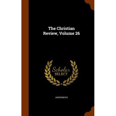 The Christian Review, Volume 26 (Halloween Town Christian Review)