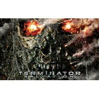 "Terminator: Salvation - movie POSTER (Style T) (11"" x 17"") (2009)"