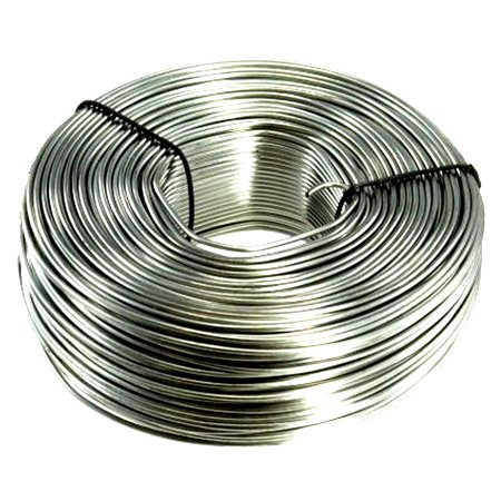3.5 lb. Coil 16-Gauge Stainless Steel Tie Wire 330 Feet 316 Stainless Steel Wire
